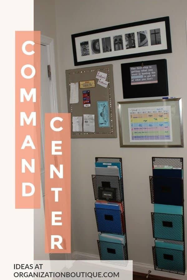 wid kids moms command center i like the calendar and chore