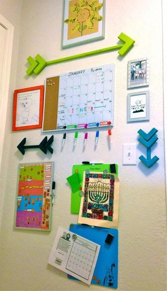 Splendry Family Wall Organizer System