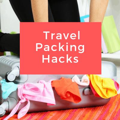 Genius Packing Hacks for Travel